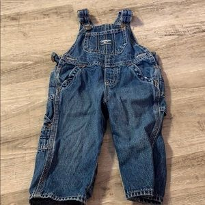 Infant overalls